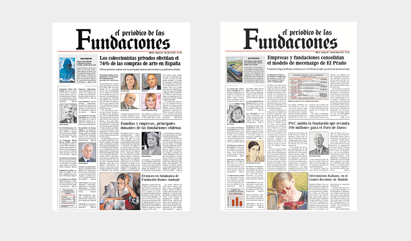 El Periódico de las Fundaciones