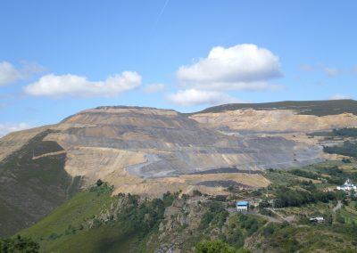 Fondodevilla, minas antracita