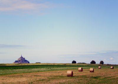 Le mont Sant Michel
