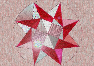 red stars coll1