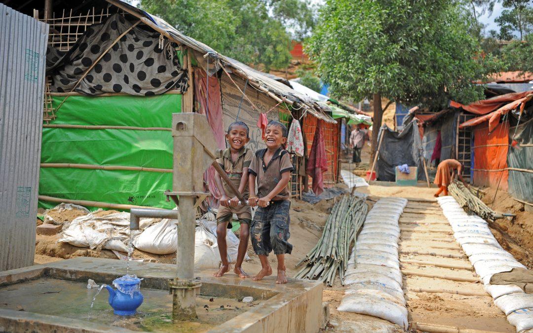 Récord en fondos para ayuda humanitaria internacional: 29.000 millones de $ en 2018
