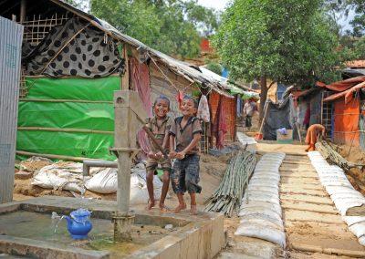 Forcibly Displaced Myanmar Nationals (Rohingya) Photo- Rabiul Hasan-  icddr,b