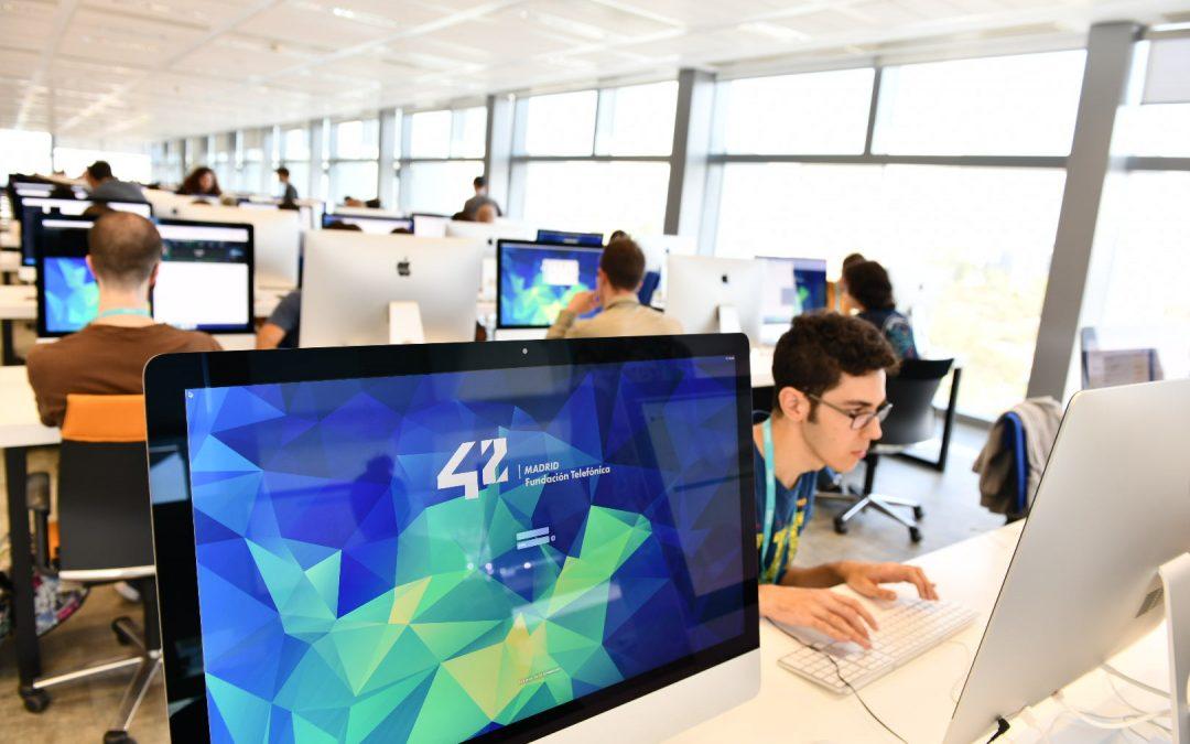 Prueba final para acceso al campus de programación '42Madrid' de Fundación Telefónica