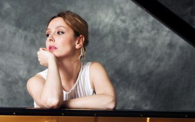 La pianista Judith Jáuregui interpretará en Madrid 'El Concierto de Schumann y 'La Patética' de Chaikovski