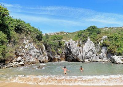 Giulpiyuri, Asturias