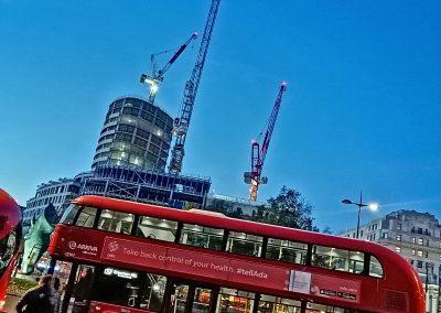 movilidad sostenible en Londres