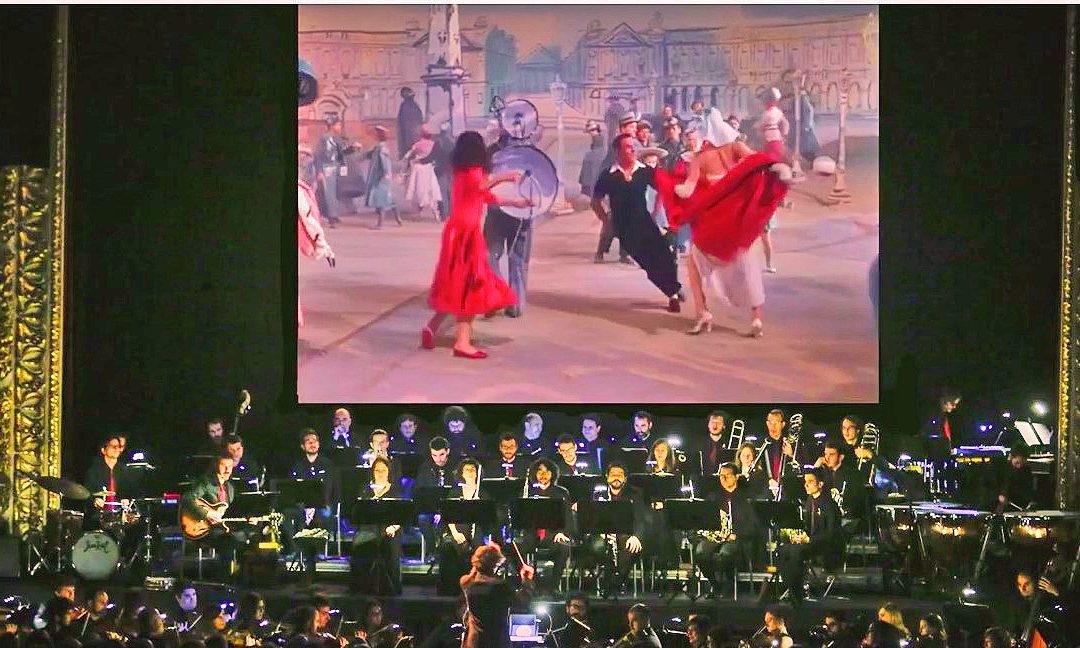 Gira 'Un Americano en París con Orquesta'