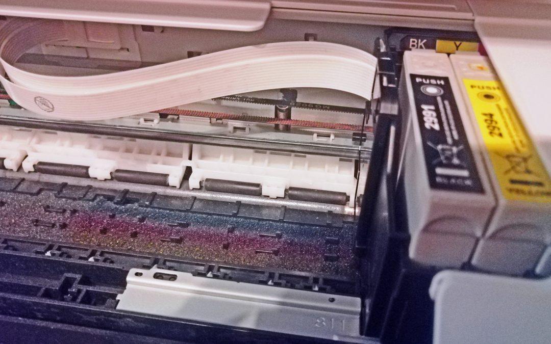Fundación Ecofimática recoge en algo más de un año 300 toneladas de cartuchos de impresión en 22.500 contenedores distribuidos por España