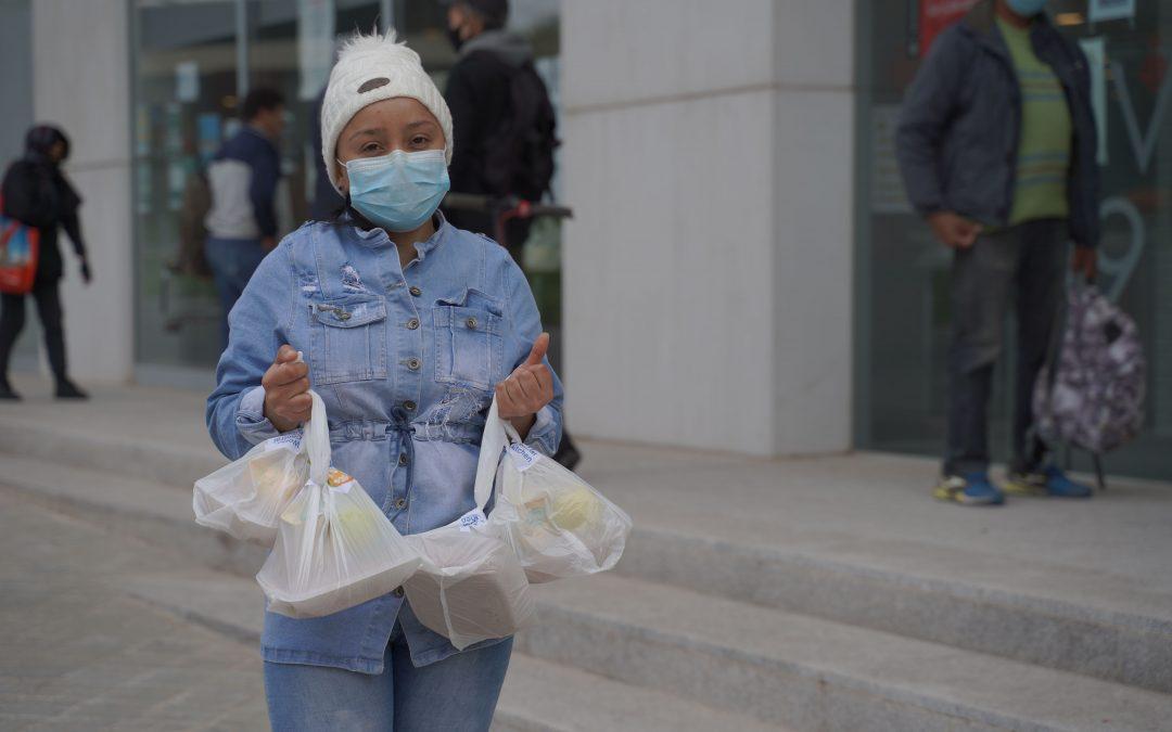 Fundación «la Caixa» distribuye dos millones de euros en víveres entre 54 Bancos de Alimentos