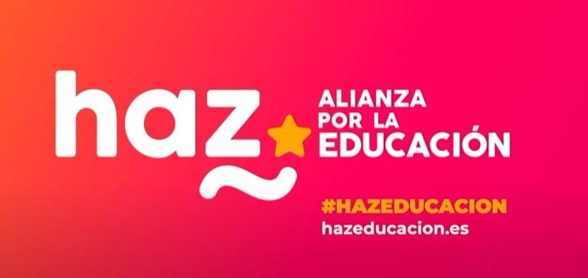 Grandes empresas y fundaciones presentan la Alianza HAZ para transformar la sociedad a través de la colaboración público-privada y la educación