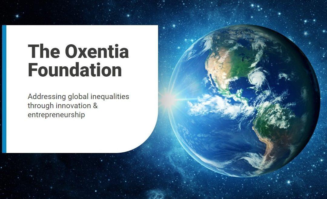 Oxentia Foundation premia, con el mecenazgo del Banco Santander, los seis mejores proyectos internacionales de emprendimiento sostenible