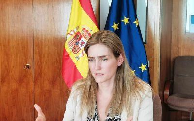 """Sara Aagesen, secretaria de Estado de Energía, destaca el potencial de Portugal y España para acelerar la transición energética y construir una Península Ibérica más """"verde, digital e inclusiva»"""