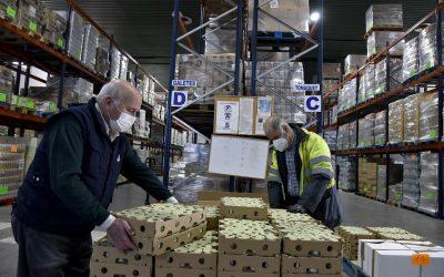 """Fundación """"la Caixa"""" dona otro millón de euros para paliar el hambre entre las personas más afectadas por la pandemia"""